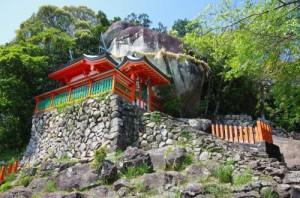 ゴトヒキ岩