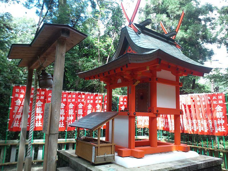 Kasuga-taisha_Kinryū-jinja