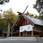 北海道神宮(ほっかいどうじんぐう)