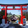善知鳥(うとう)神社
