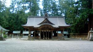 伊和神社(播磨国一宮)