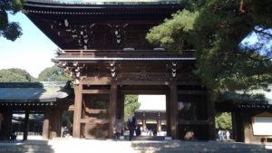 明治神宮(めいじじんぐう)