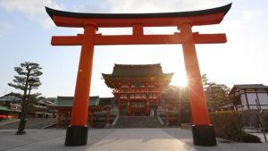神社の鳥居の意味と仏教